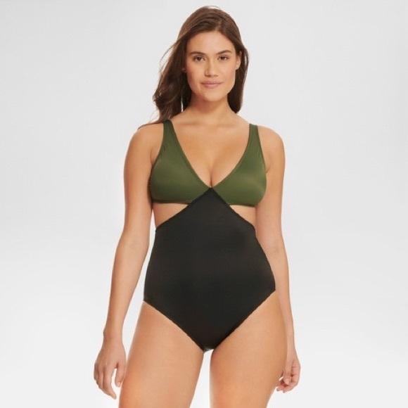 dbd101c7d77 Beach Betty Swim | Colorblock Slimming One Piece Bathing Suit | Poshmark